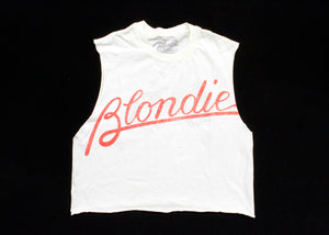 Blondie Crop Tank