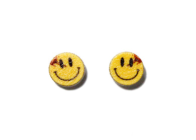 Bloody Smiley Earrings