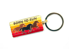 Born To Run Key Chain