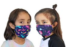 Kids Reversible Face Mask - All Fabric Options