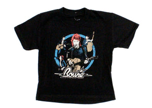 Kids Bowie Collage Tee