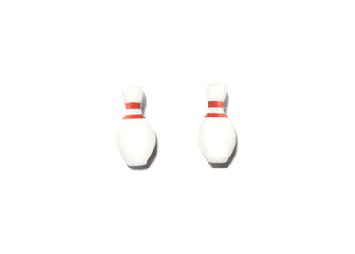 Bowling Pin Earrings
