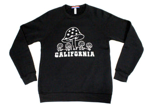 California Shroomin' Sweatshirt