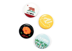 California Magnet Set