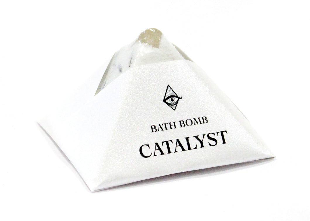 Catalyst Bath Bomb