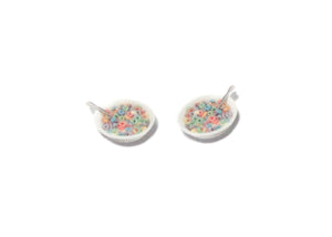 Cereal Earrings