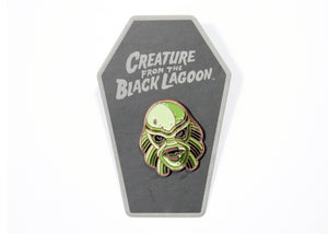 Universal Monsters: Creature From The Black Lagoon Enamel Pin