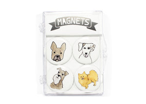 Dogs Magnet Set