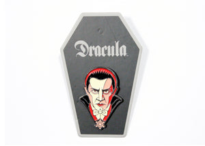 Universal Monsters: Dracula Enamel Pin