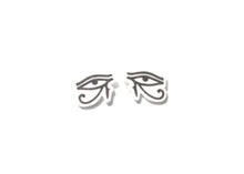 Egyptian Eye Earrings