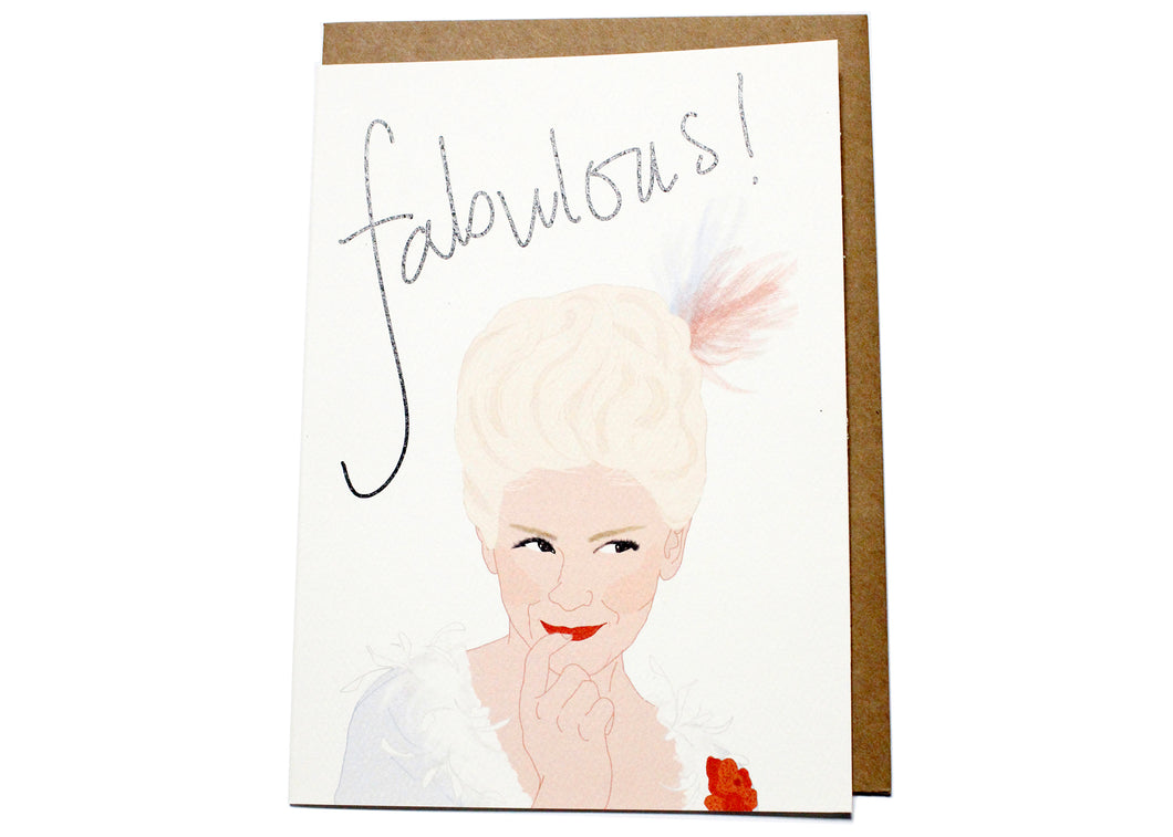 Fabulous! Card