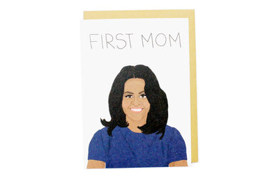 First Mom Card