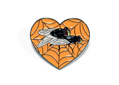 Flies Pin