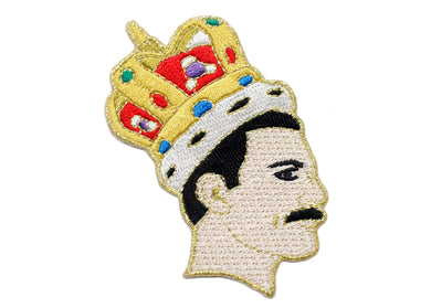 Freddie Mercury Iron-On Patch