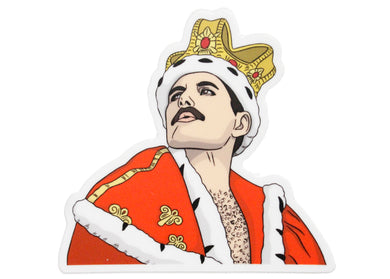 Freddie Mercury Sticker