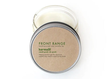 Front Range 4oz Soy Candle