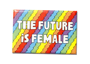 The Future Is Female Magnet