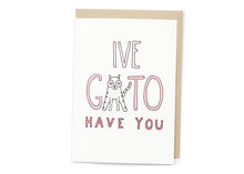 Gato Have You Card