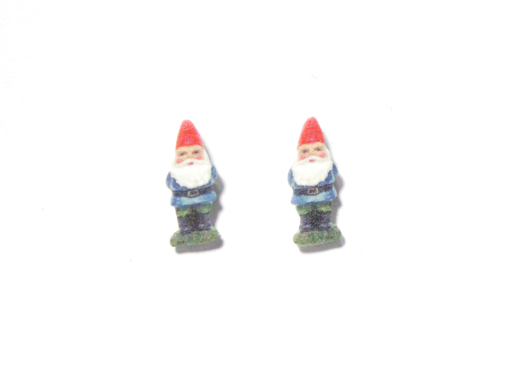 Gnome Earrings