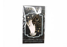 Goodbye Enamel Pin