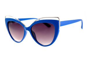 Groovy Baby Sunglasses in Blue