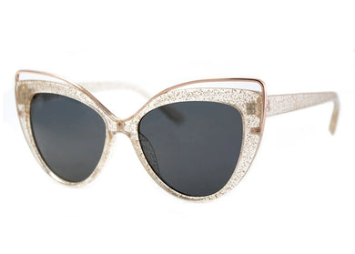 Groovy Baby Sunglasses in Crystal Glitter