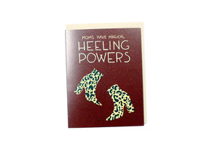 Heeling Powers Card