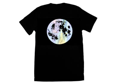 Holographic Full Moon Tee