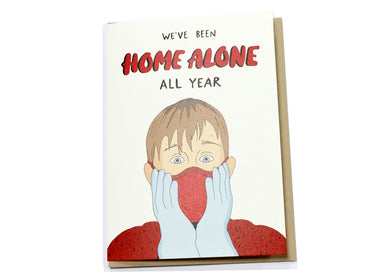 Home Alone Card