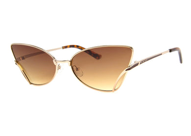 Hot Rod Sue Sunglasses in Gold