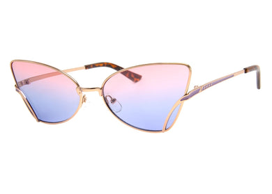 Hot Rod Sue Sunglasses in Rose Gold