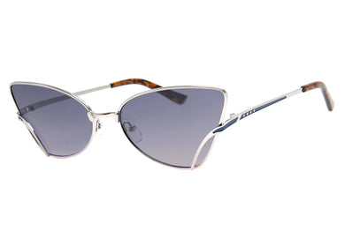 Hot Rod Sue Sunglasses in Silver