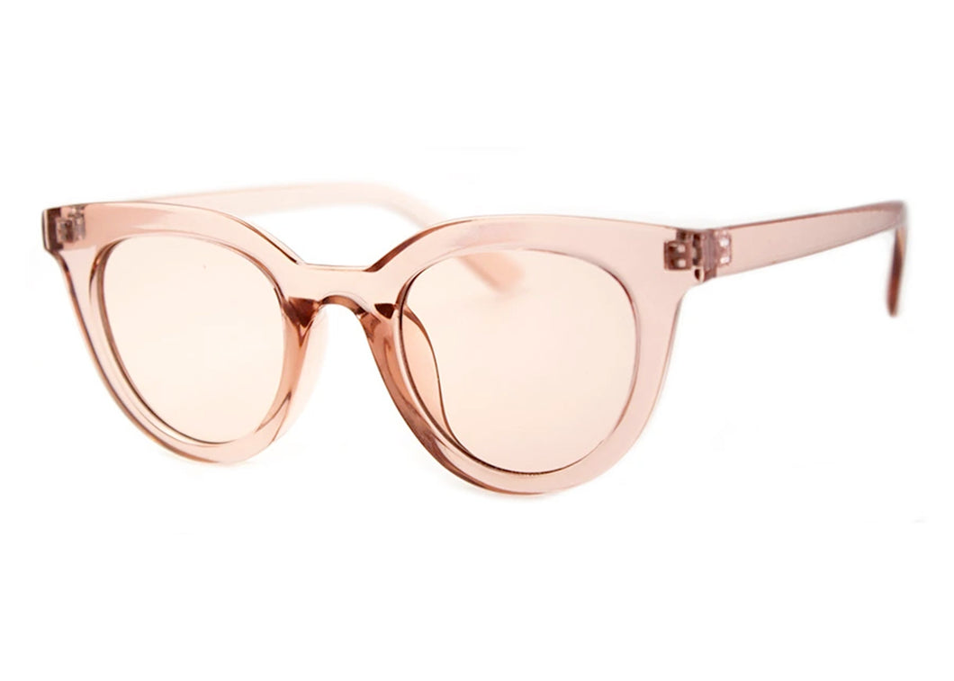 Hotsy Totsy Sunglasses in Champagne