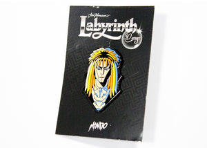 Labyrinth: Jareth Enamel Pin