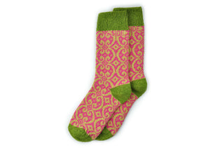Kingsley Strawberry Fields Socks