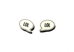 LOL Earrings