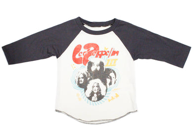 Led Zeppelin III Girlie Kids Tee