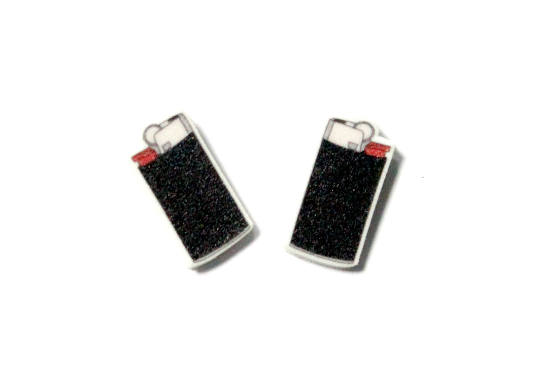 Lighter Earrings