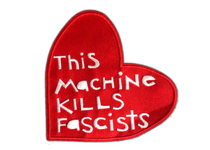 This Machine Kills Fascists Patch