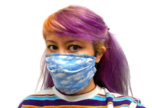 Clouds Reversible Face Mask