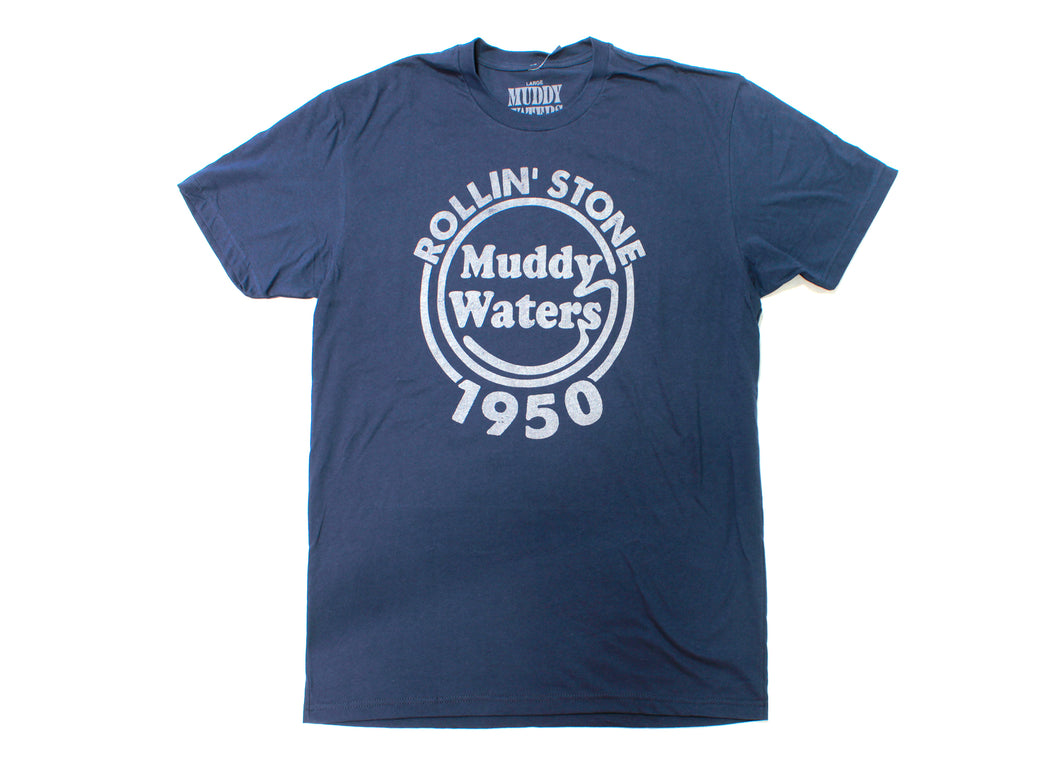 Muddy Waters Rolling Stone 1950 Tee