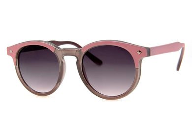 Mumbles Sunglasses in Grey & Pink