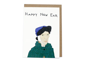 Happy New Ear Card