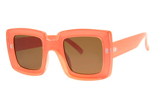 Optimum Sunglasses in Peach