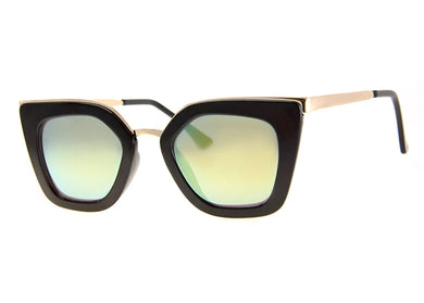 Owls Sunglasses in Black