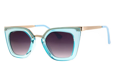 Owls Sunglasses in Blue