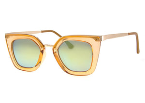 Owls Sunglasses in Champagne