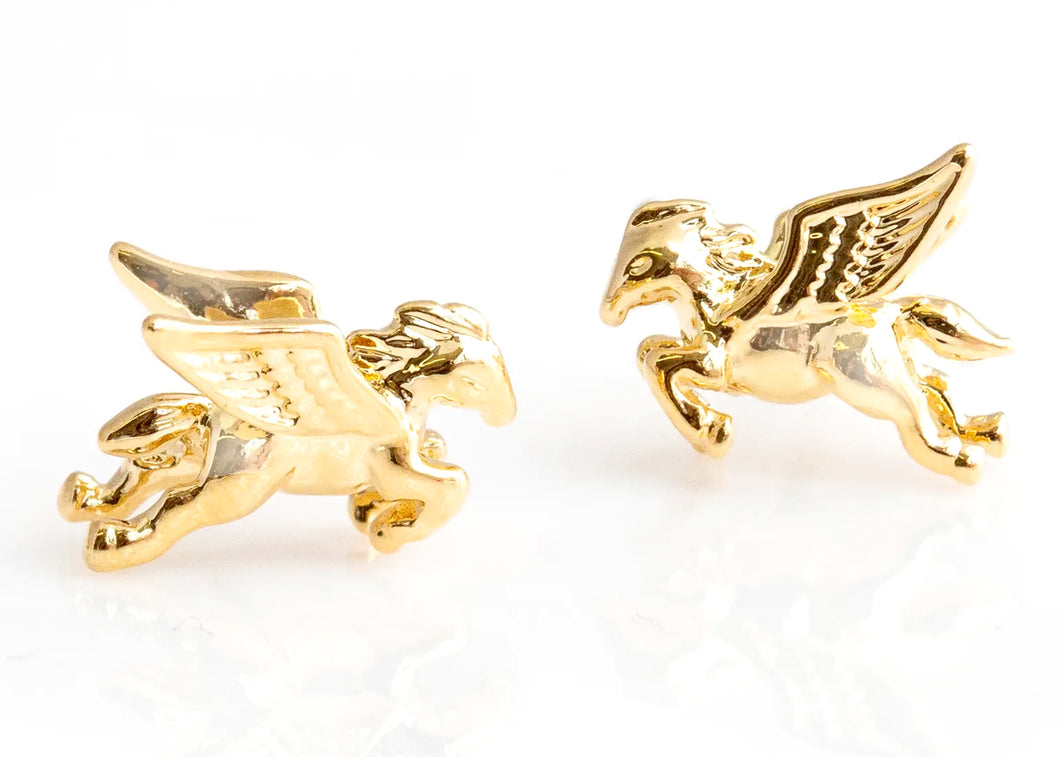 Pegasus Stud Earrings