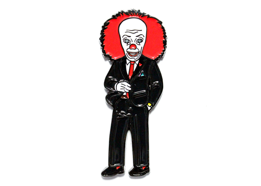 Horror Ball Series: Pennywise Enamel Pin