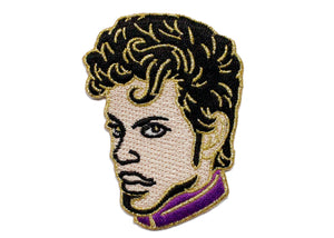 Prince Iron-On Patch